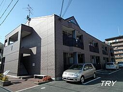 奈良県大和高田市旭北町の賃貸マンションの外観