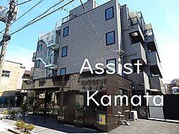 京急空港線 穴守稲荷駅 徒歩7分の賃貸マンション