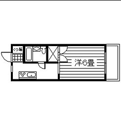 笹貫駅 1.9万円