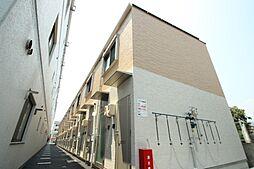 ポルトボヌール弐番館[2階]の外観