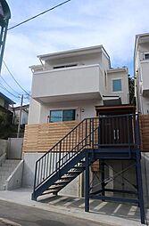 アレーズ二俣川B[1階]の外観