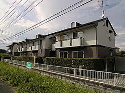福岡県宗像市東郷1丁目の賃貸アパートの外観
