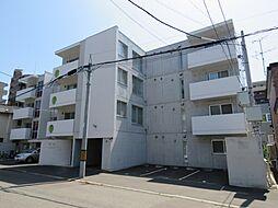 ラ・コーザ北円山[201号室号室]の外観