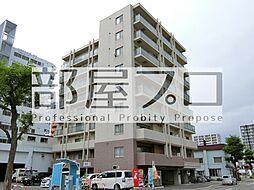 ・セルベッサ札幌レジデンス[9階]の外観