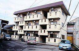 安蘇谷ハイツ[2階]の外観