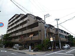 兵庫県西宮市甲子園七番町の賃貸マンションの外観