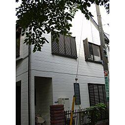 [テラスハウス] 東京都品川区荏原6丁目 の賃貸【/】の外観
