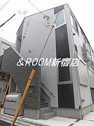 (仮称)プラチナテラス新宿若松町[203号室]の外観