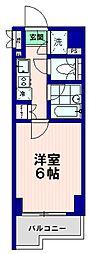 ルーブル中野新橋参番館[4階]の間取り