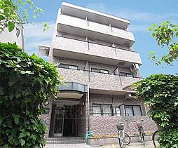 京都府京都市上京区西町の賃貸マンションの外観