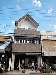 パーパス紫竹[3階]の外観