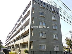 ベンハウス平田東公園[1階]の外観