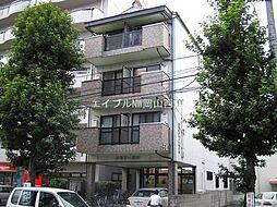 メモリー鹿田[3階]の外観