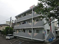 ベルフロント宮崎+[302号室]の外観