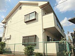 埼玉県さいたま市南区太田窪4丁目の賃貸アパートの外観