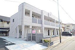 福岡県福岡市早良区原8丁目の賃貸アパートの外観