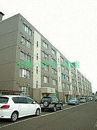 北海道札幌市東区東苗穂三条1丁目の賃貸マンションの外観