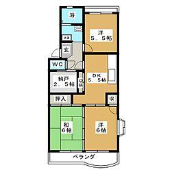 長後駅 6.2万円