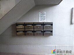 下大利団地26棟[101号室]の外観