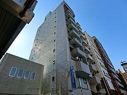 東京都八王子市追分町の賃貸マンションの外観