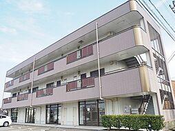 富山県富山市萩原の賃貸マンションの外観