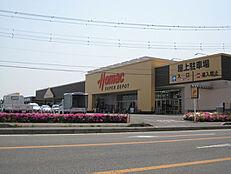 ホーマック スーパーデポひたち野うしく店(3057m)