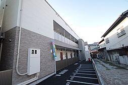 エストレビータ草津II[1階]の外観