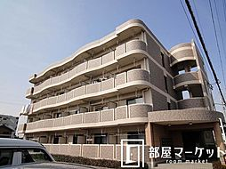 愛知県豊田市大林町15の賃貸マンションの外観
