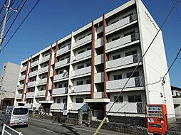 平野グリーンマンション[5階]の外観