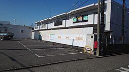 コーポ瀬名川[203号室]の外観
