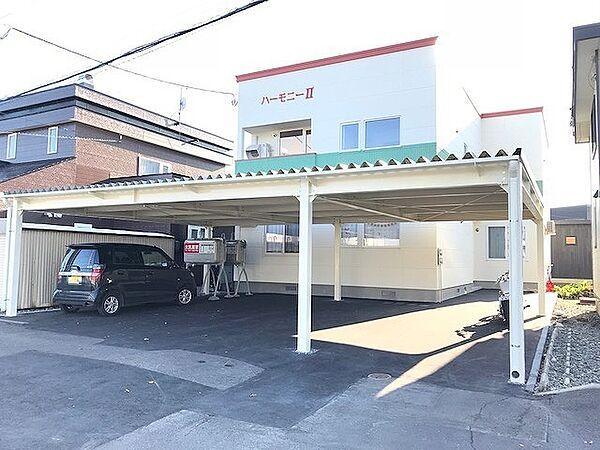 ハーモニーII 1階の賃貸【北海道 / 富良野市】