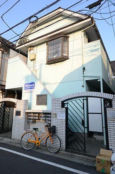 LIEBE HOUSE 1階の賃貸【東京都 / 大田区】