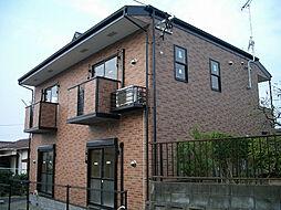福岡県福岡市東区香椎6丁目の賃貸アパートの外観