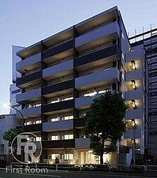 東京都品川区勝島1丁目の賃貸マンションの外観