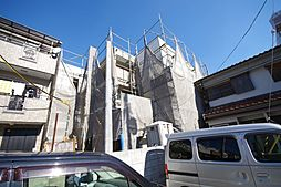 グランドソレイユ香里園[2階]の外観