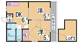 妙法寺駅 5.0万円