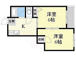 東部市場前駅 3.9万円