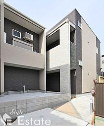 愛知県名古屋市瑞穂区駒場町4丁目の賃貸アパートの外観