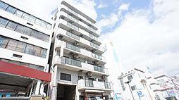 兵庫県神戸市兵庫区水木通8丁目の賃貸マンションの外観