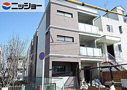 CASA・BE[3階]の外観