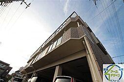 兵庫県明石市林崎町3丁目の賃貸マンションの外観