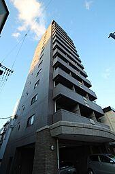 広島県広島市南区的場町2丁目の賃貸マンションの外観