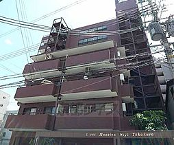 京都府京都市中京区二条通間之町西入松屋町の賃貸マンションの外観