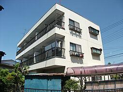 菅原橋スカイマンション[201号室]の外観