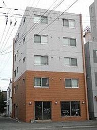 カーサコモド[3階]の外観