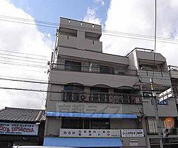 京都府京都市東山区渋谷通東大路通上ル鐘鋳町の賃貸マンションの外観