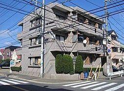 千葉県市川市新井3の賃貸マンションの外観