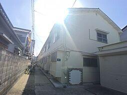 大阪府和泉市池上町の賃貸アパートの外観