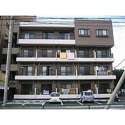 静岡県沼津市三園町の賃貸マンションの外観