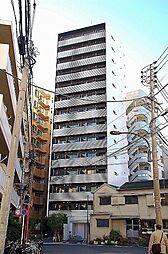 ステージファースト飯田橋アジールコート[1401号室]の外観